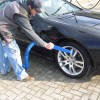 AUTO DETAILING WINTER CAR DRYING